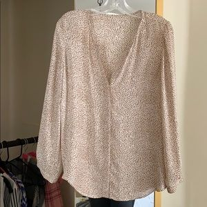 Beautiful blouse for the holidays